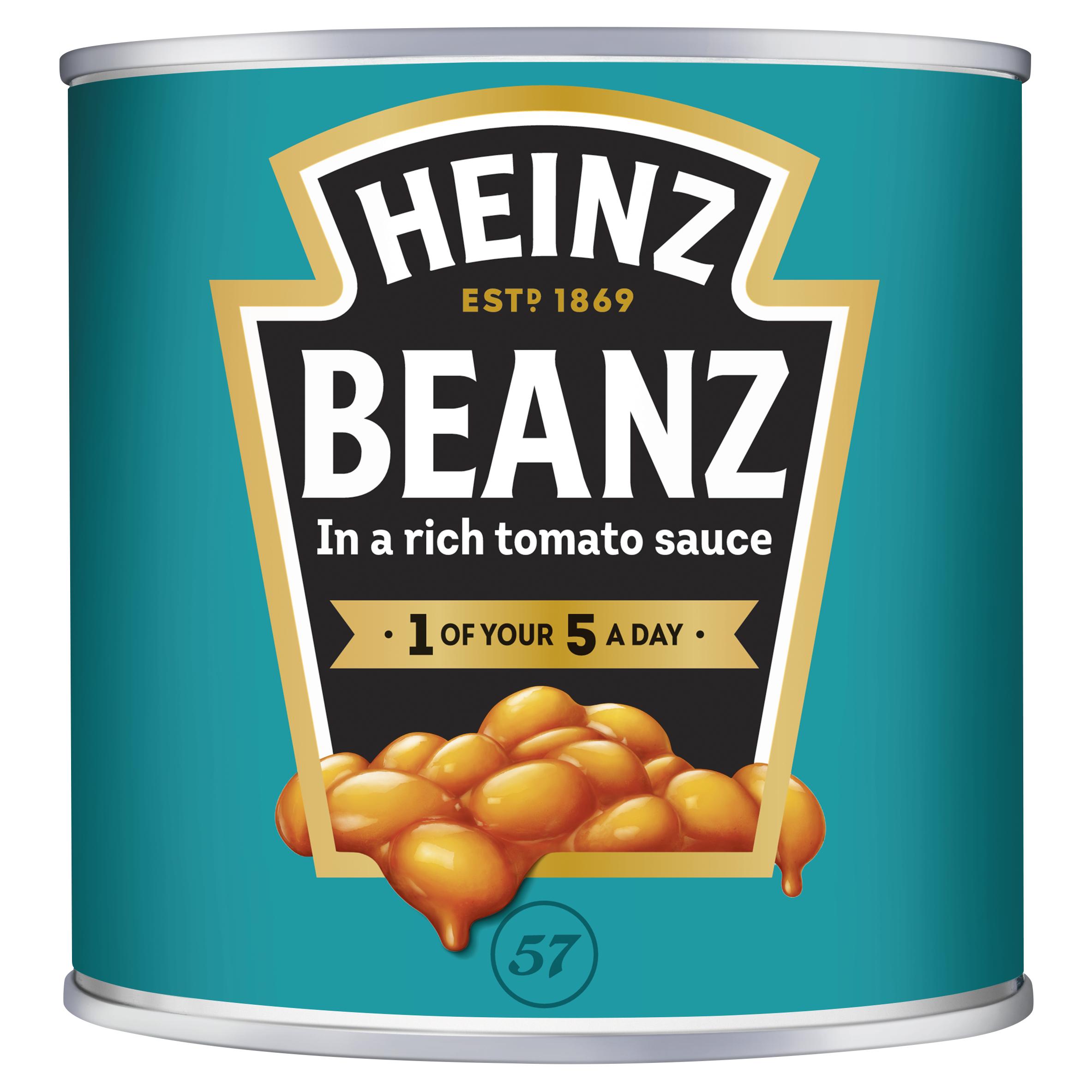 Heinz Beanz 2.62kg duża puszka