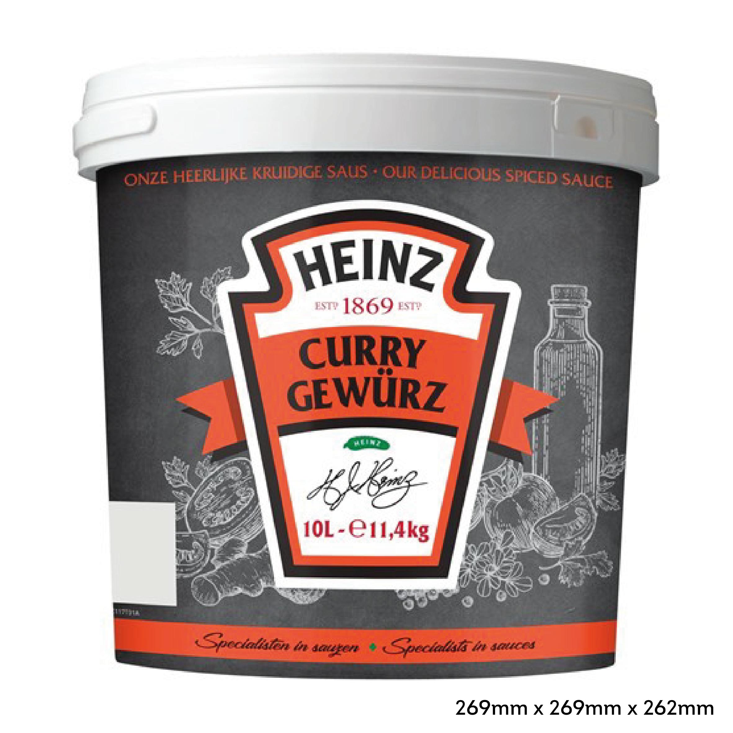 Heinz Curry gewurz 10L Emmers