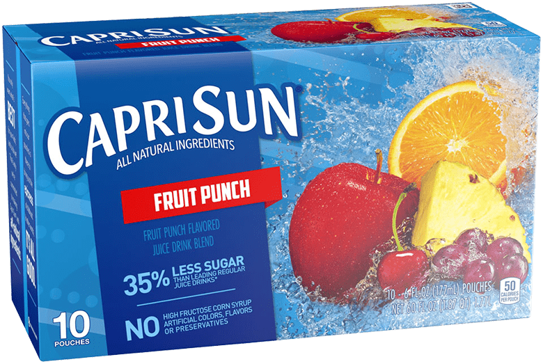 Capri Sun Juice Drink