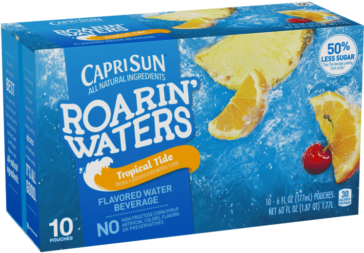 Capri Sun Roarin' Waters