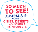 Fun facts about Australia