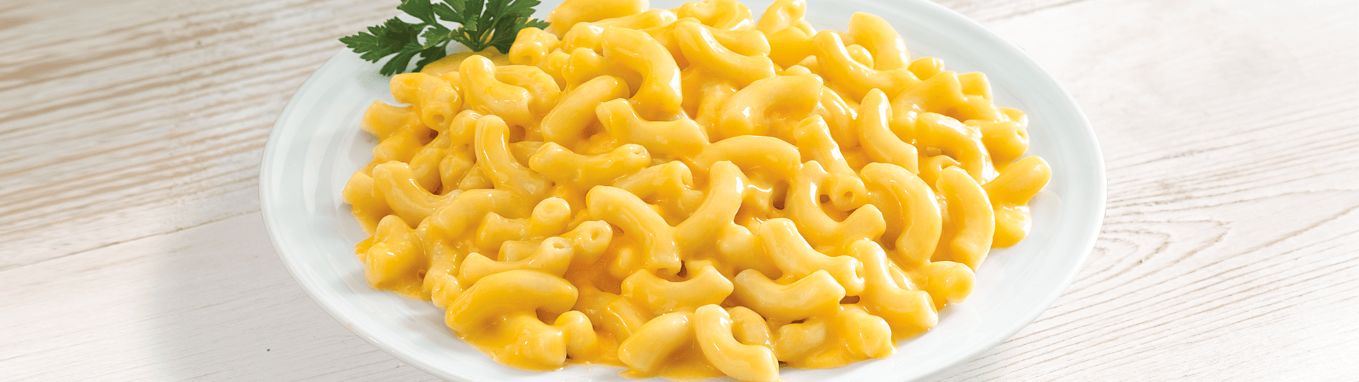 THREE CHEESE MACARONI