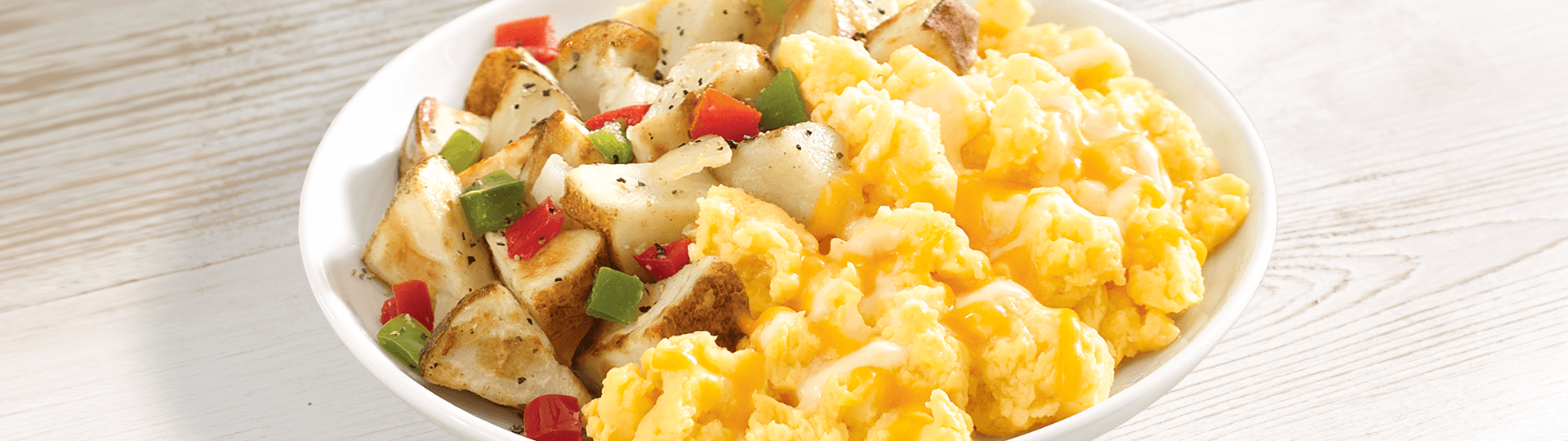 CHEESE SCRAMBLE