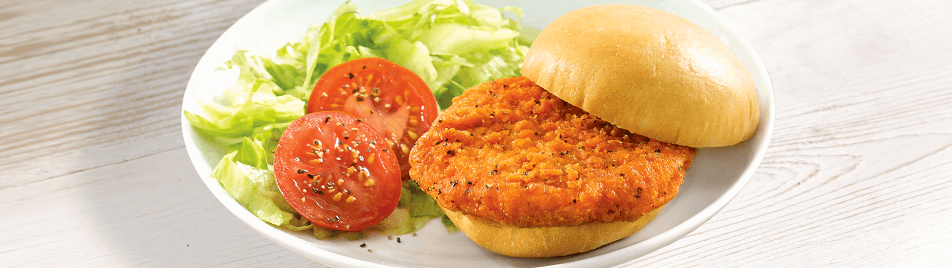 SPICY CHICKEN SLIDER
