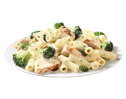 BROCCOLI & CHICKEN RIGATONI