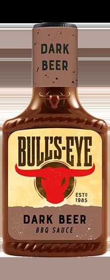 Bull's-Eye Dark Beer BBQ Sauce