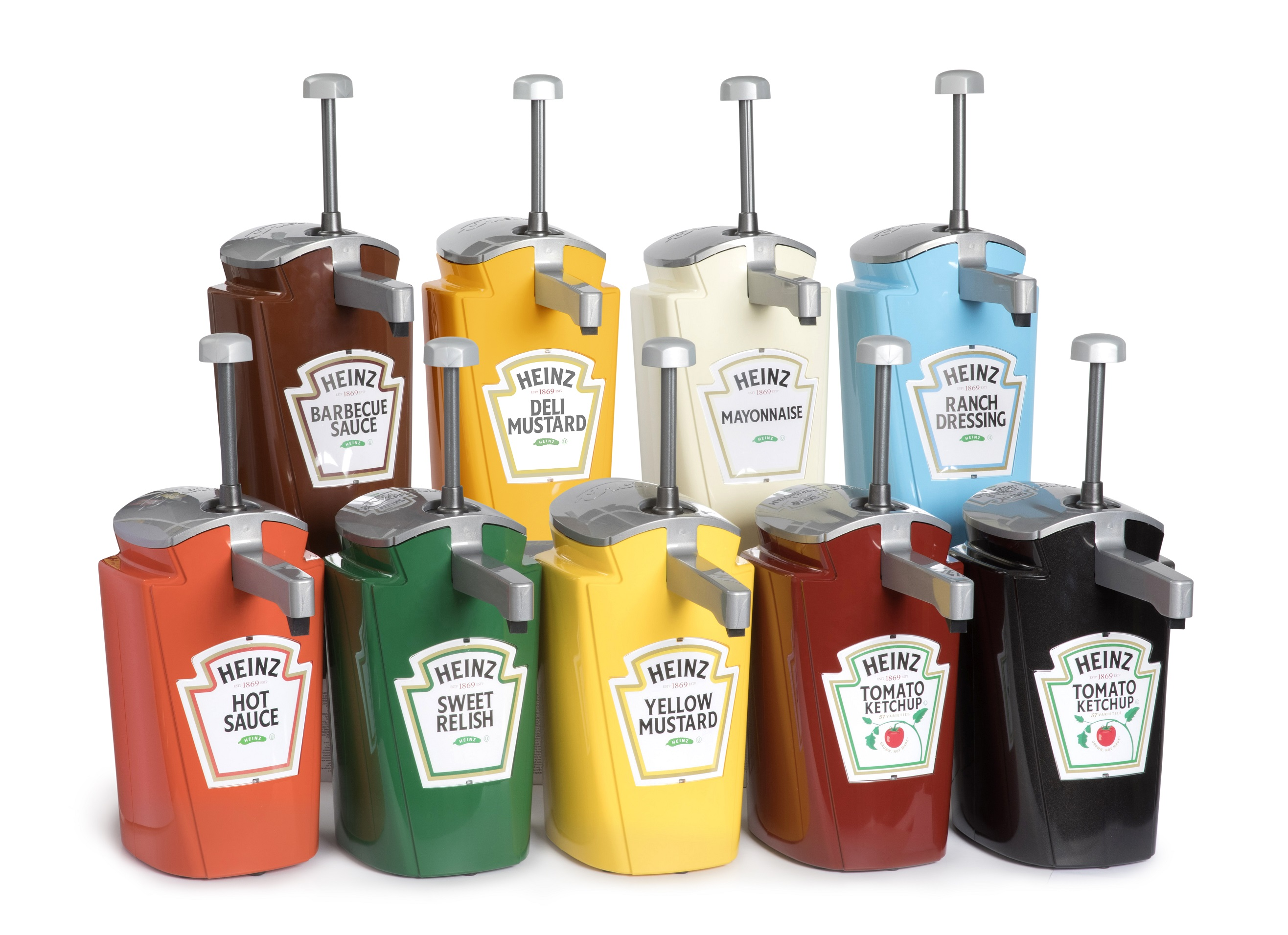 HEINZ Mini Keystone Dispenser image