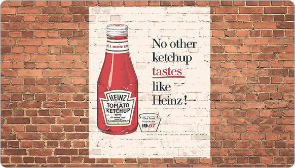 HEINZ 57 Steak Sauce
