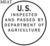 USDA Meat image
