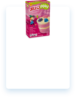 JELL-O Play Creation Kit