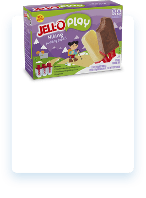 JELL-O Play Pudding Pops