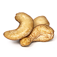 Raw Nuts image