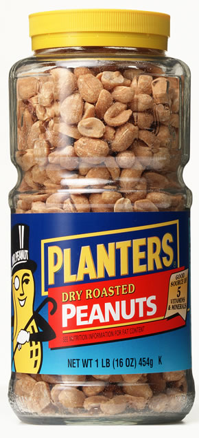 Planters Nut & Chocolate Company.
