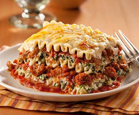 Classico Two Sauce Lasagna