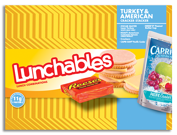 Turkey + American Cracker Stackers