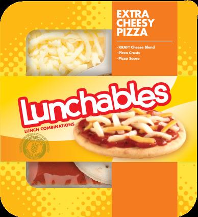 Extra Cheesy Pizza