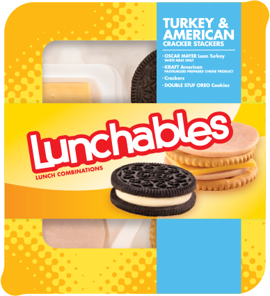 Turkey + American Cracker Stackers
