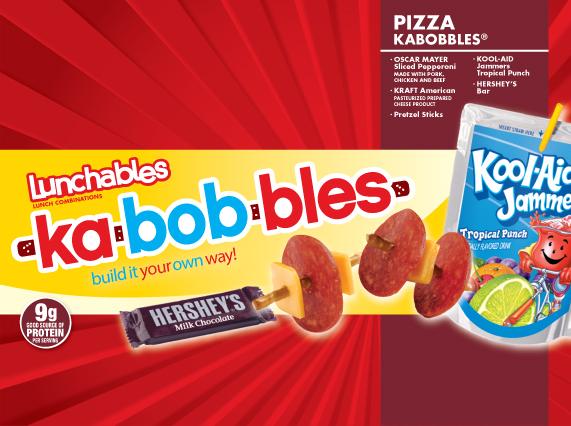 Pizza Kabobbles