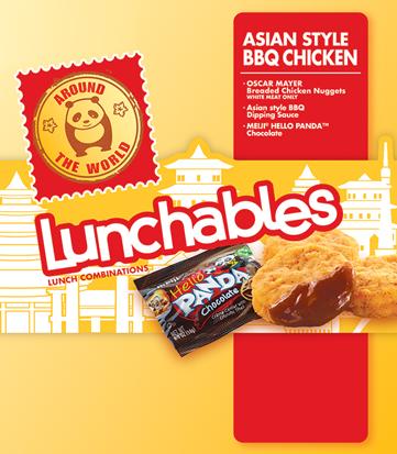 Asian Style BBQ Chicken