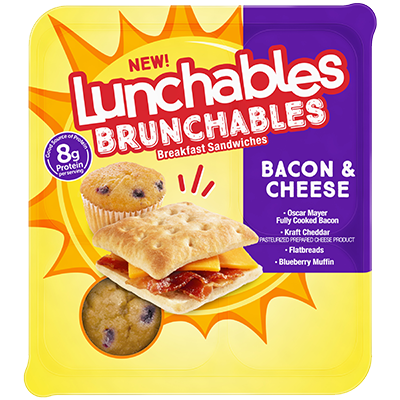 Lunchables Brunchables