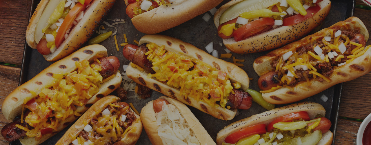 How to make grilled hot dogs on stove