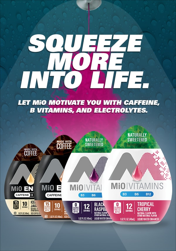 Squeeze More Into Life