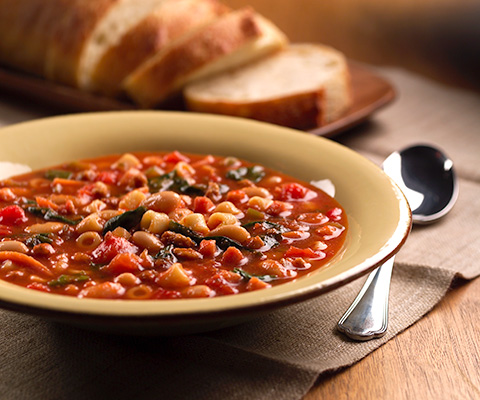 Tuscan-style White Bean Soup