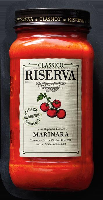 Classico Riservia Marinara product banner