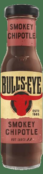 Bull's-Eye Smokey Chipotle Hot Sauce