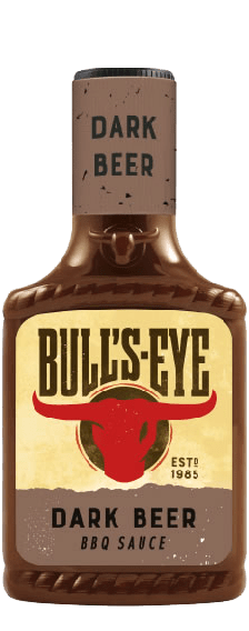 Bull's-Eye Dark Beer BBQ Sauce