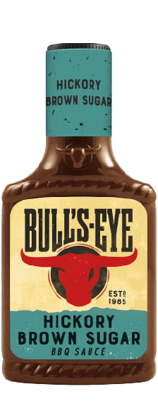 Bull's-Eye Hickory Brown Sugar BBQ Sauce