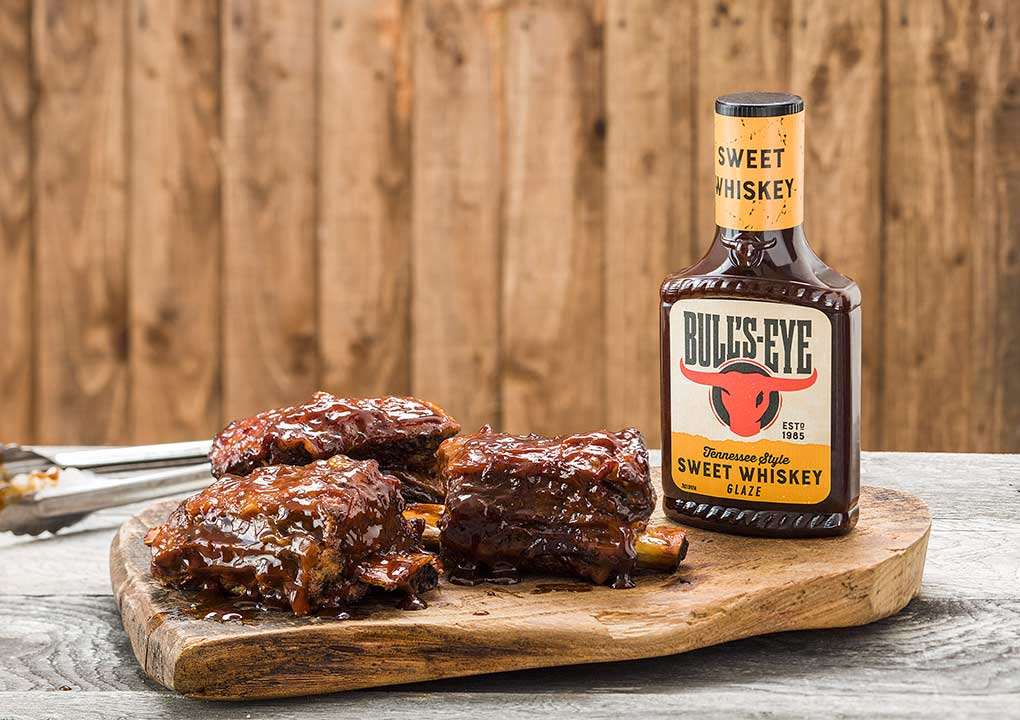 Smoked 'n' glazed beef BBQ short ribs