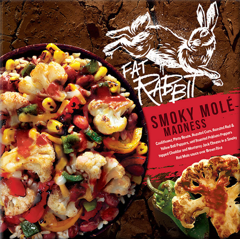 SMOKY MOLÉ MADNESS
