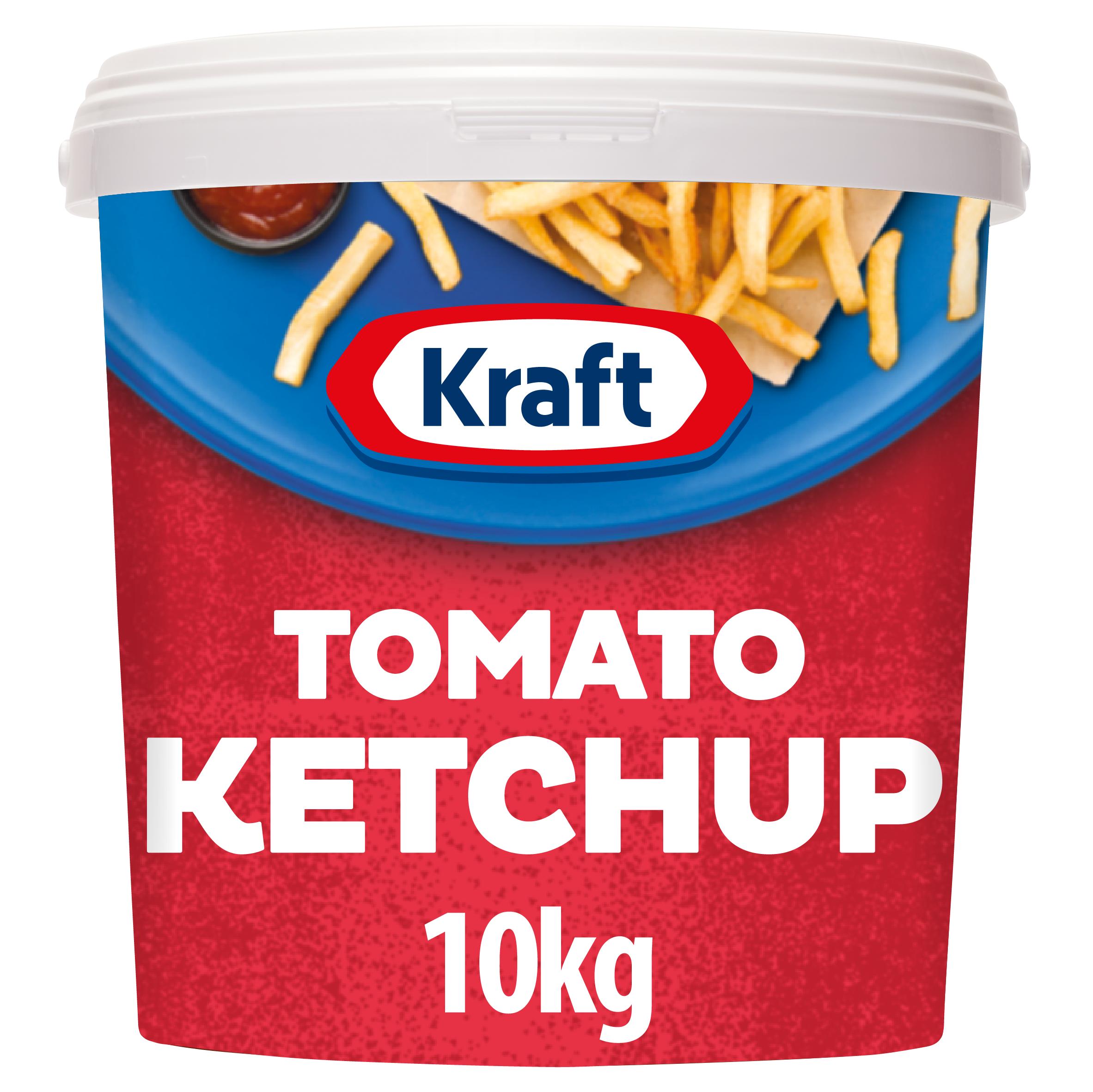 Kraft Tomaten Ketchup 10kg