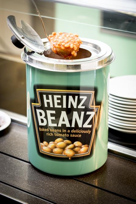 Heinz Beanz 2.62kg Big Can