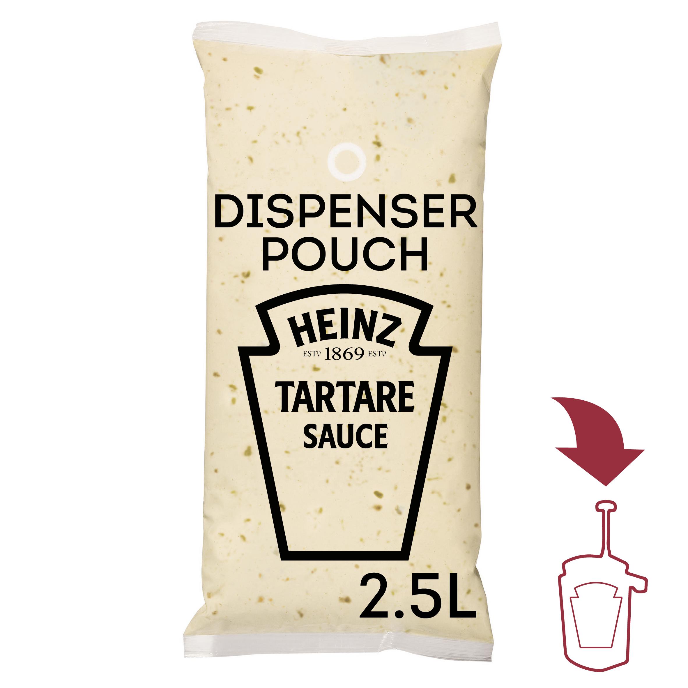 Heinz Tartare Sauce Spenderbeutel 2500ml image