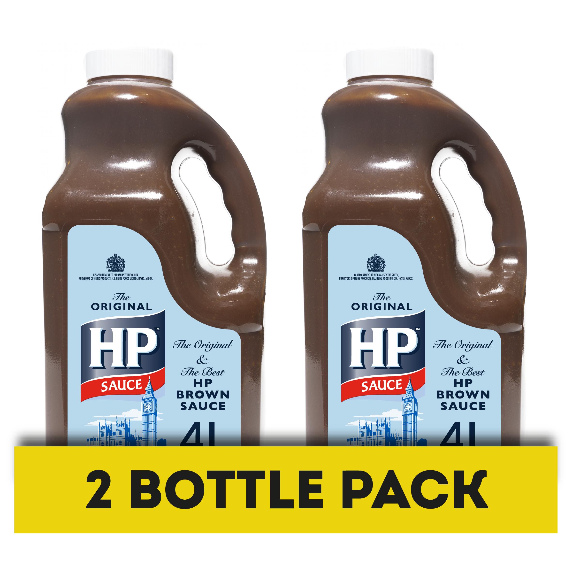 HP Original 4L Handle Jars