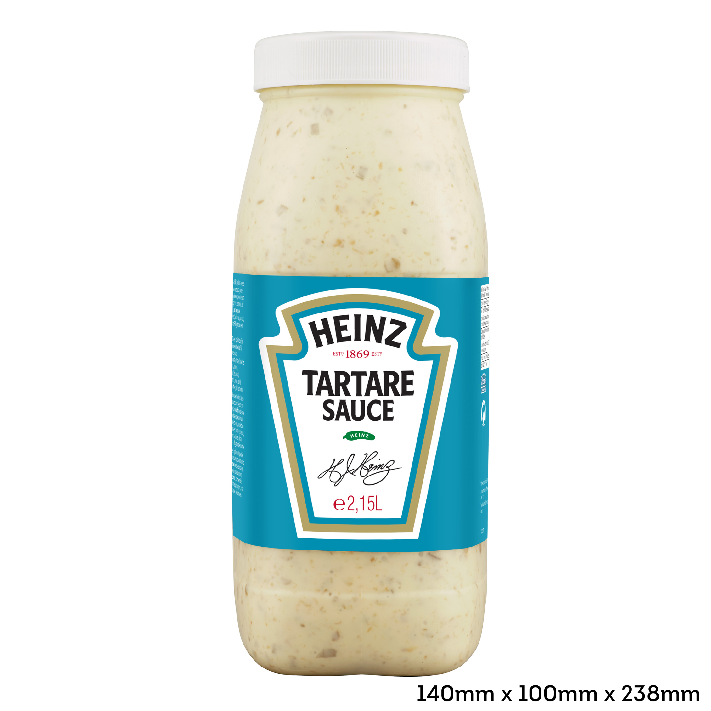Heinz Tartare 2.15L Jars