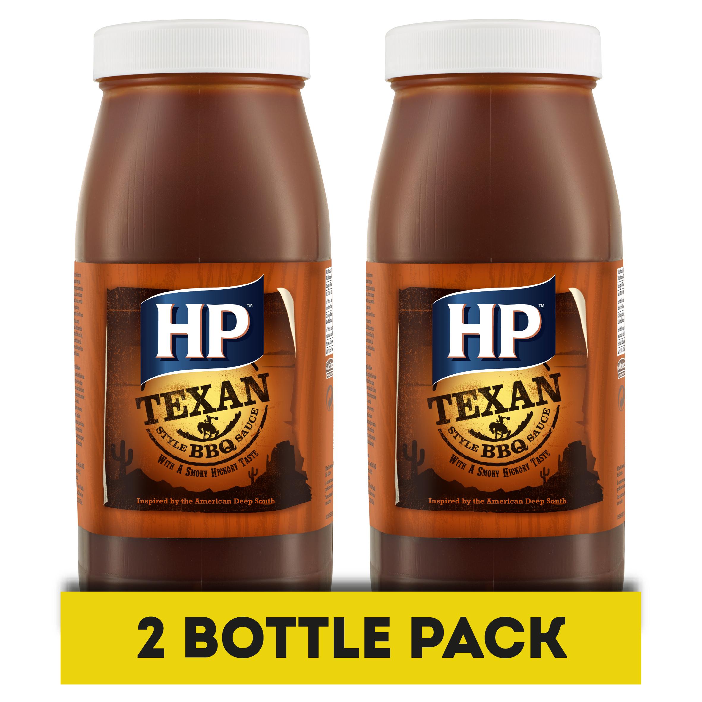HP Texan Style BBQ 2.15L Jars