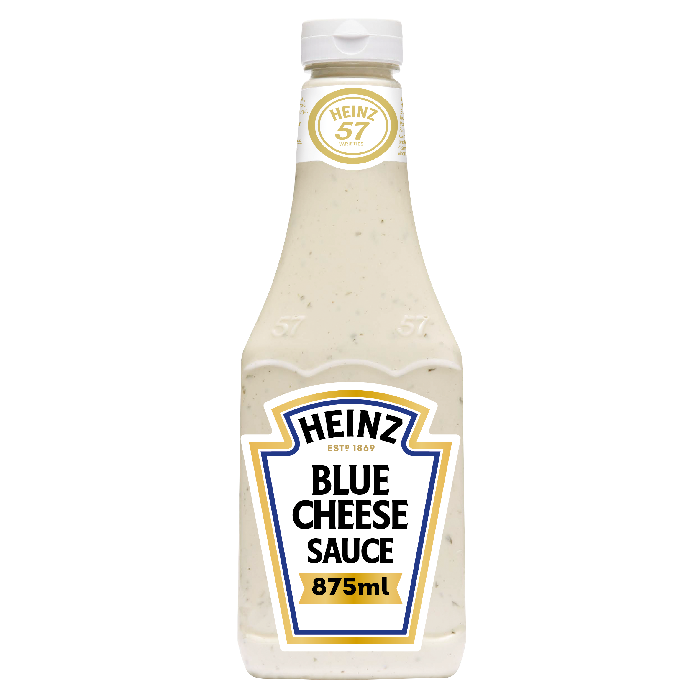 Heinz Blue Cheese Sauce 875ml Up Right image