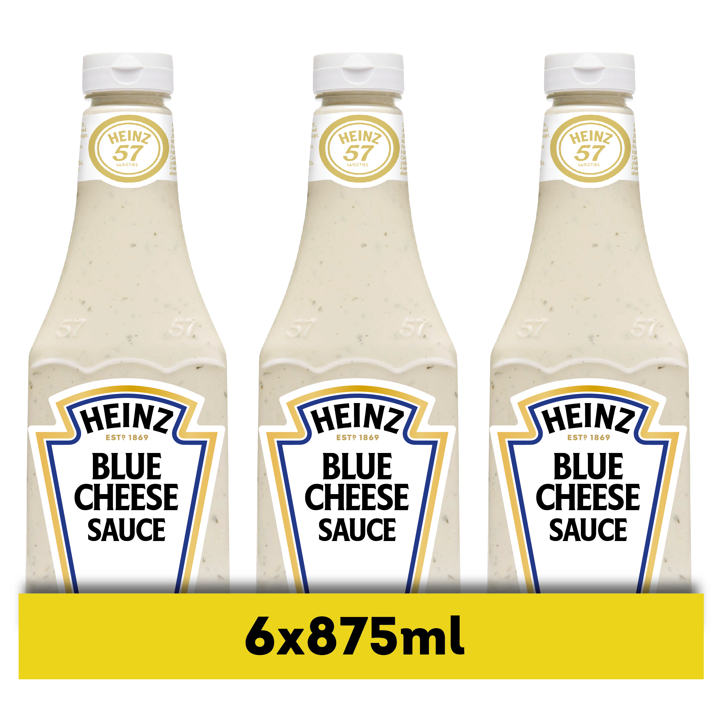 Heinz Blue Cheese 875ml