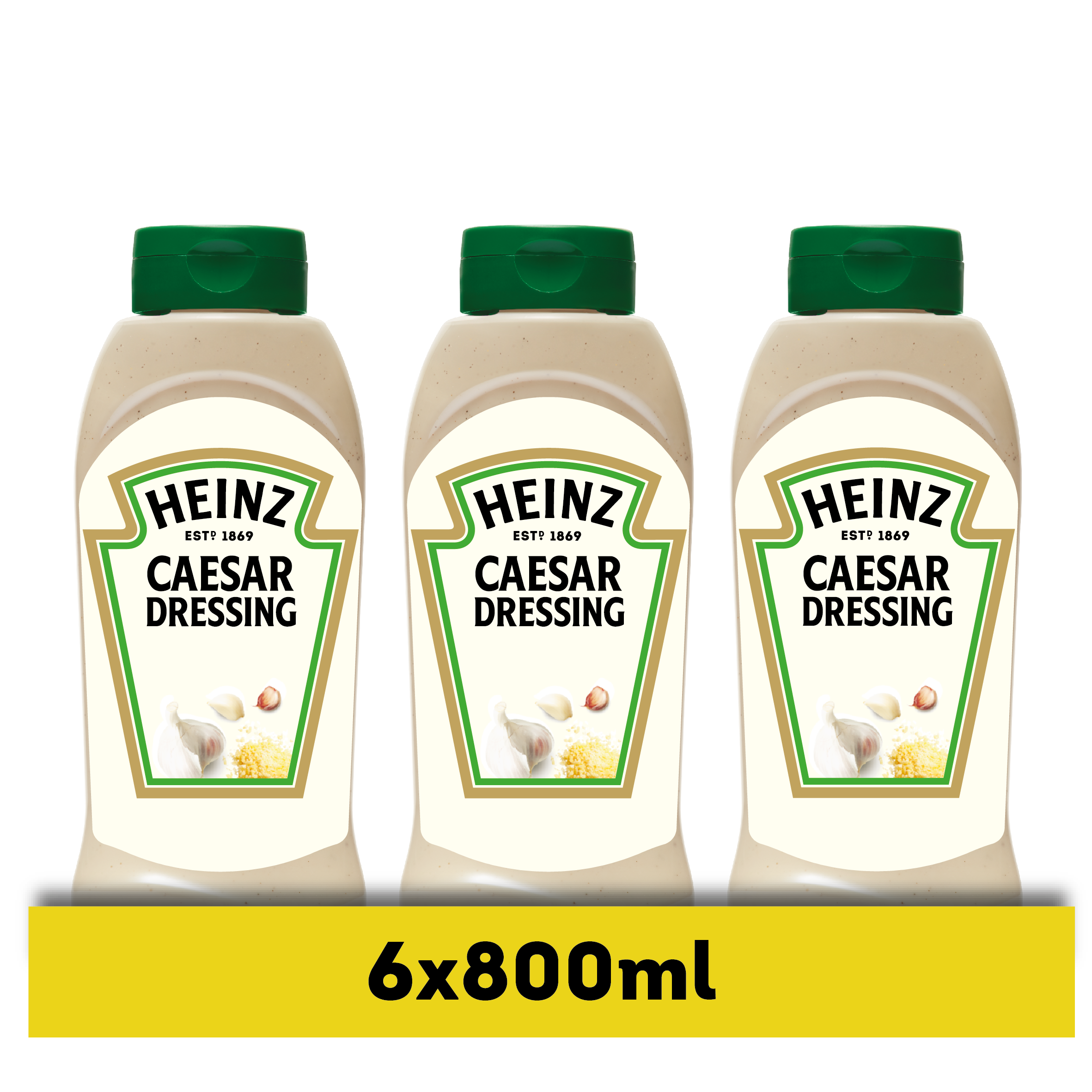 Heinz Caesar Dressing 800ml fles