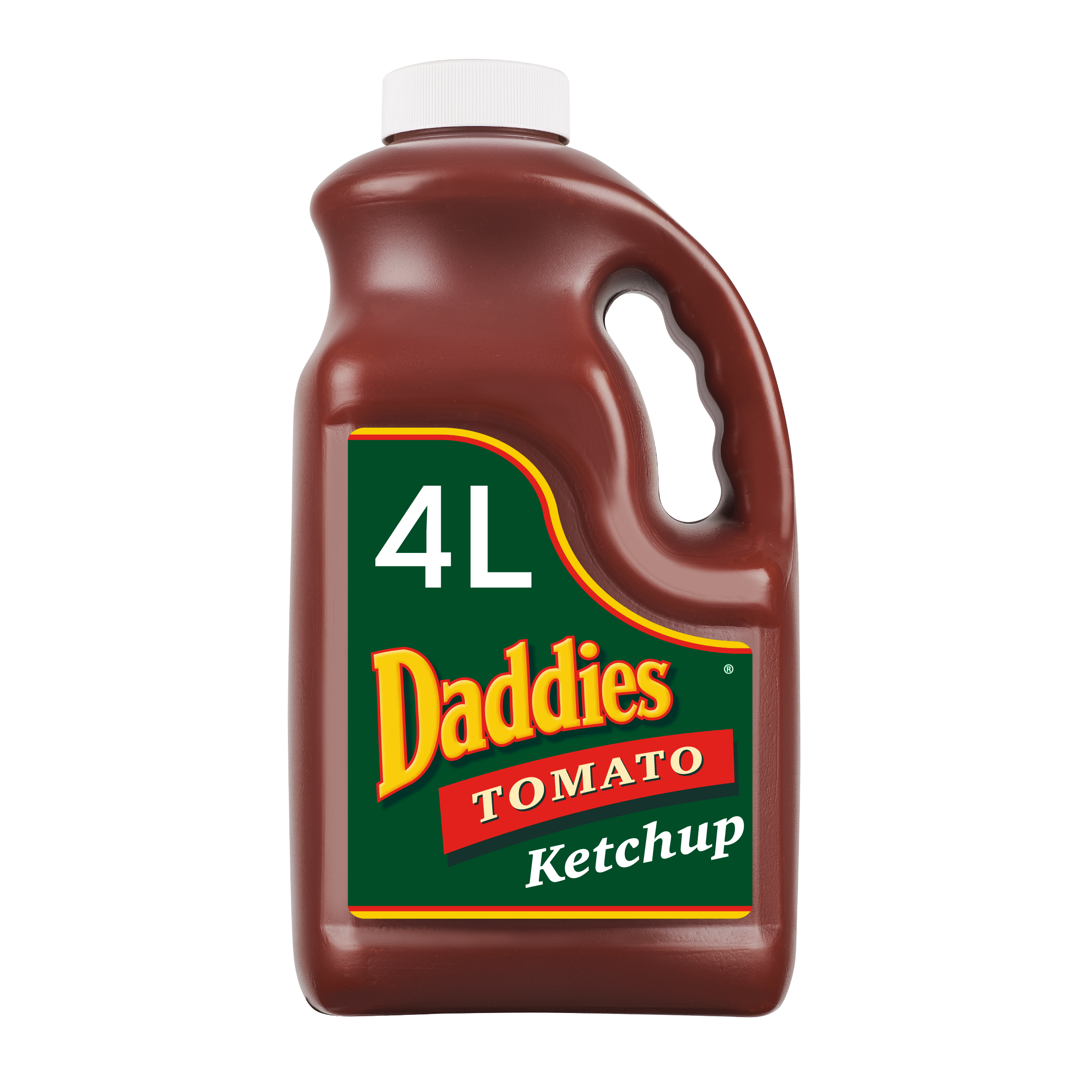 Daddies Tomato Ketchup 4L Handle Jars image