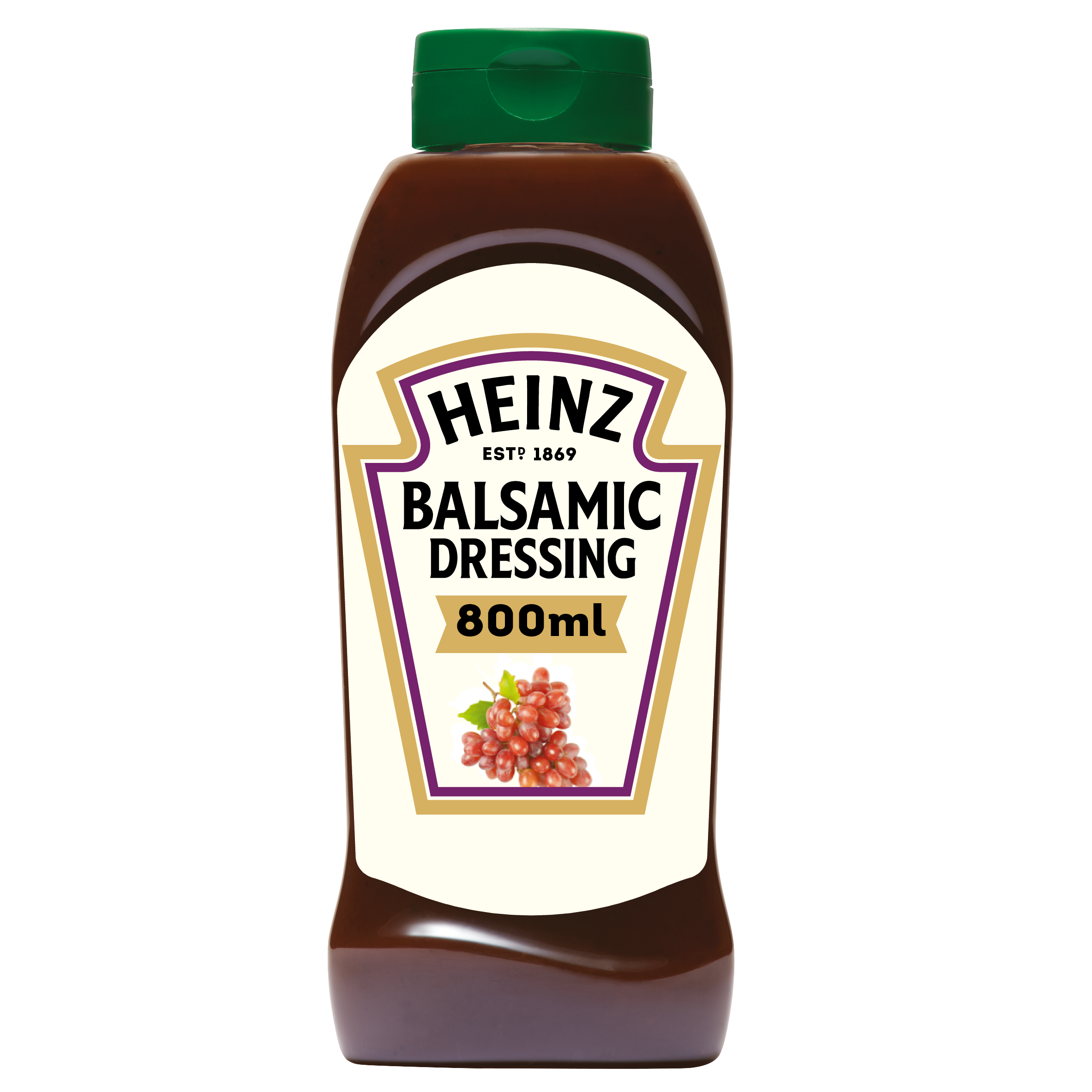 Heinz Balsamic 800ml Bottom Up image