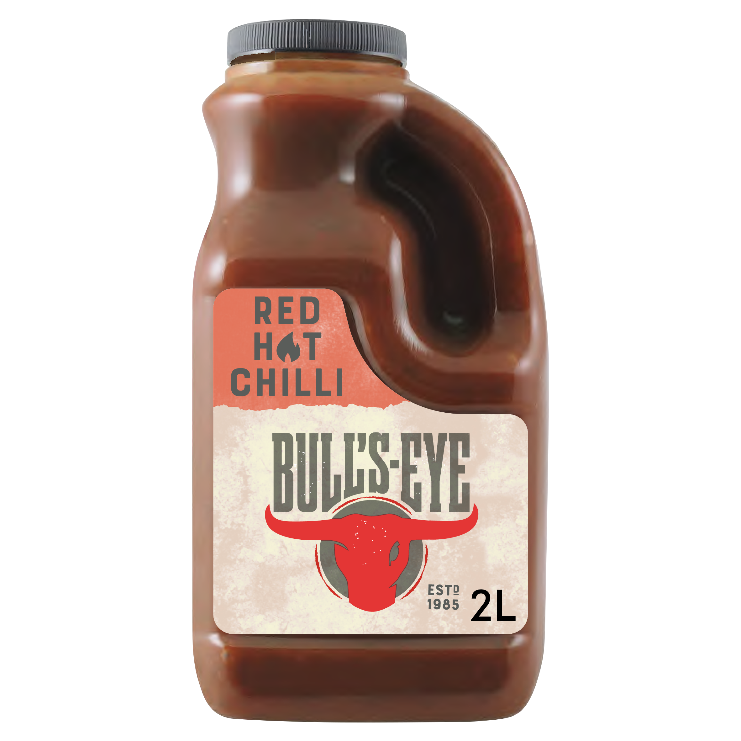 Bull's Eye Hot Chili, Scharfe Chili 2000ml image