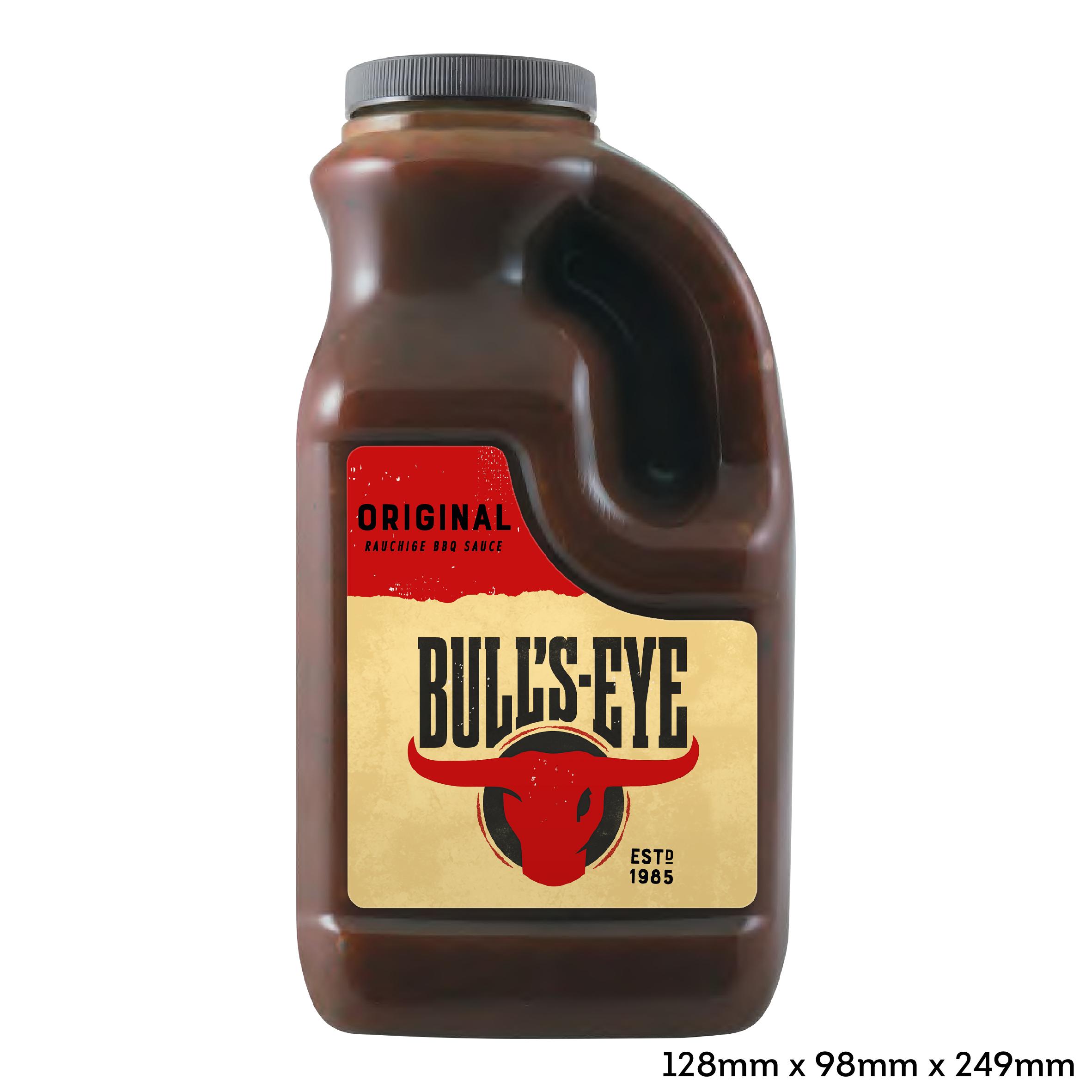 Heinz Bull's Eye BBQ Original 2L Barattolo