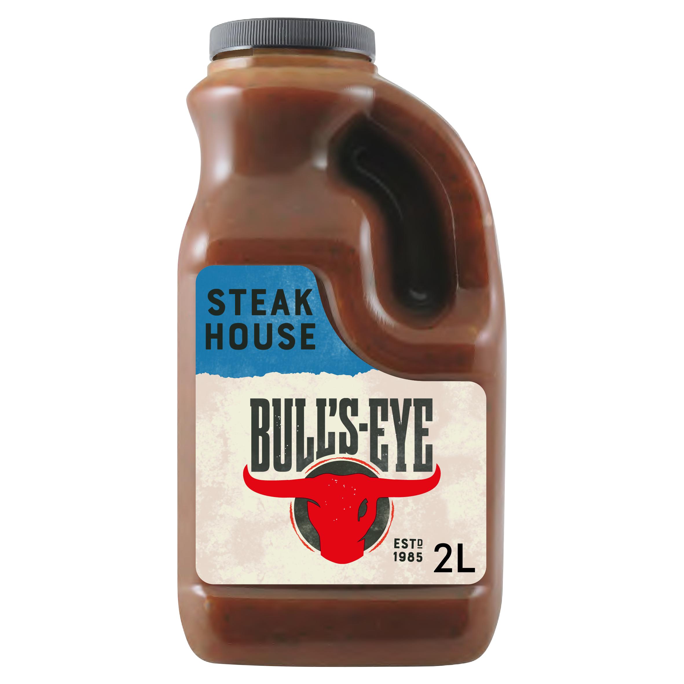 Bull's Eye Steakhouse, Pikante Paprika 2000ml