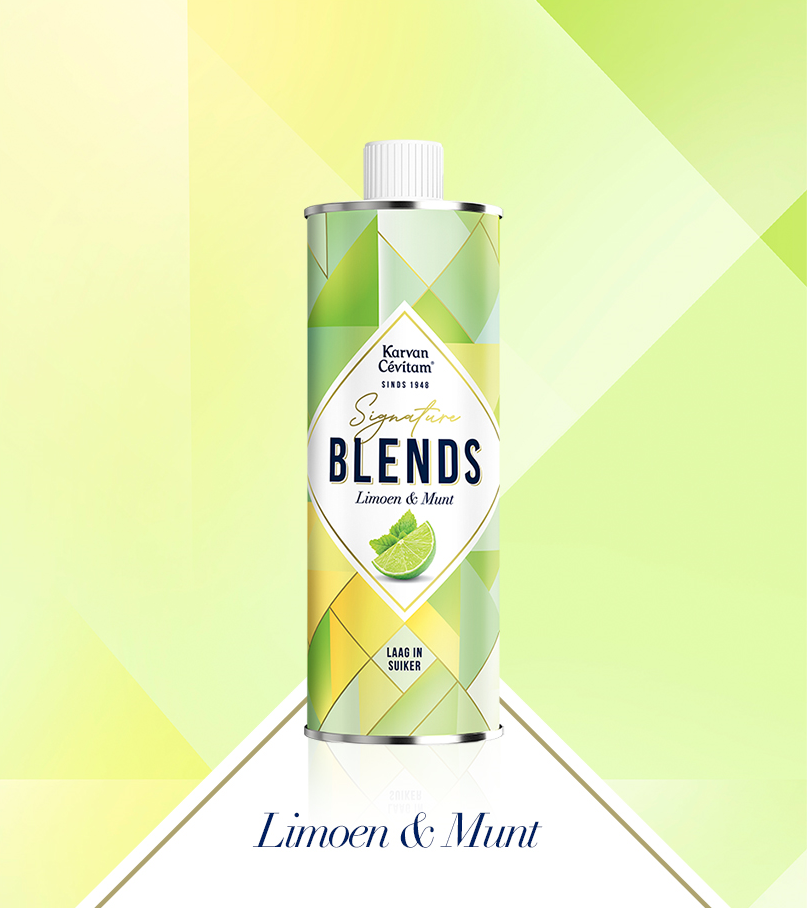 Limoen munt limonade