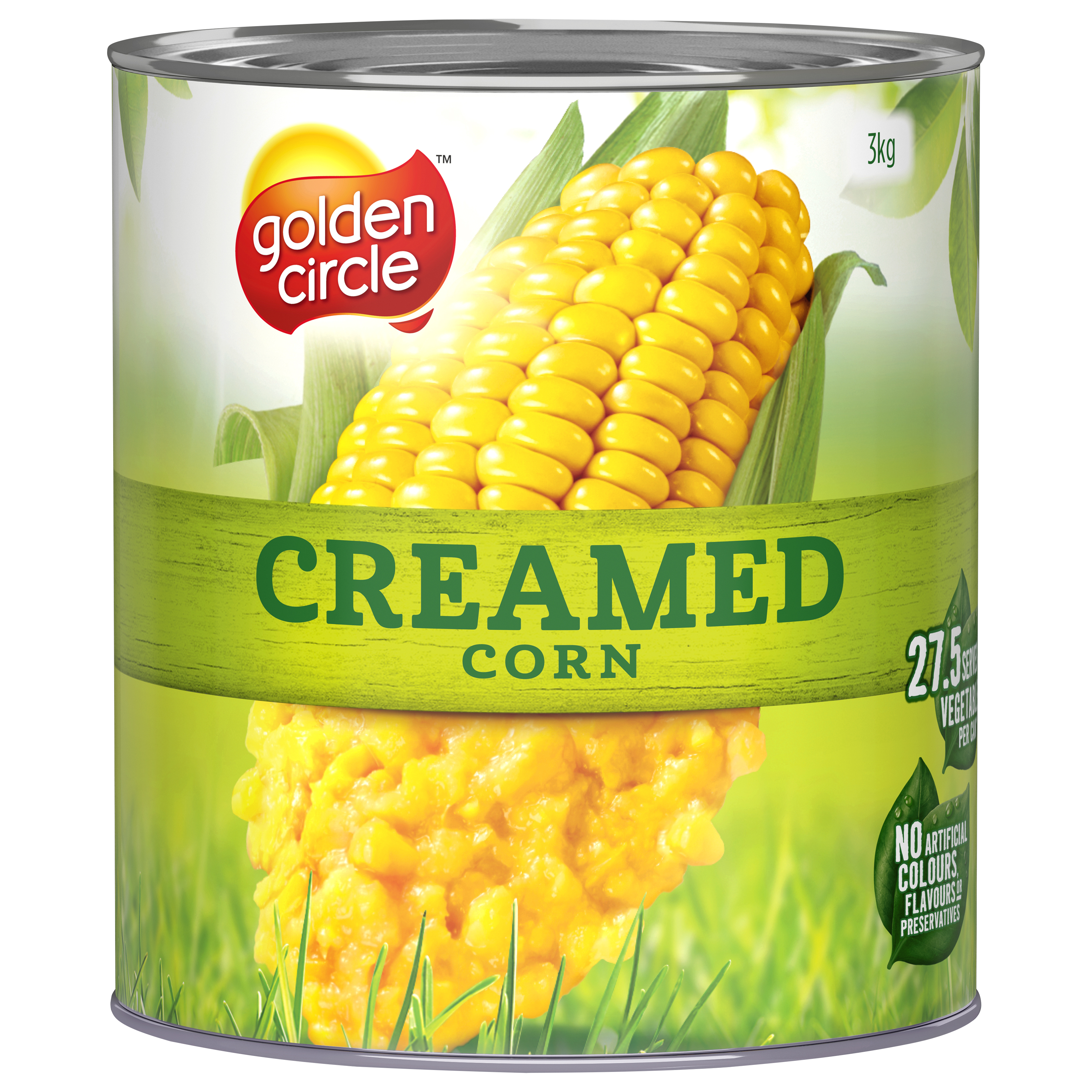 Golden Circle Creamed Corn 3kg image