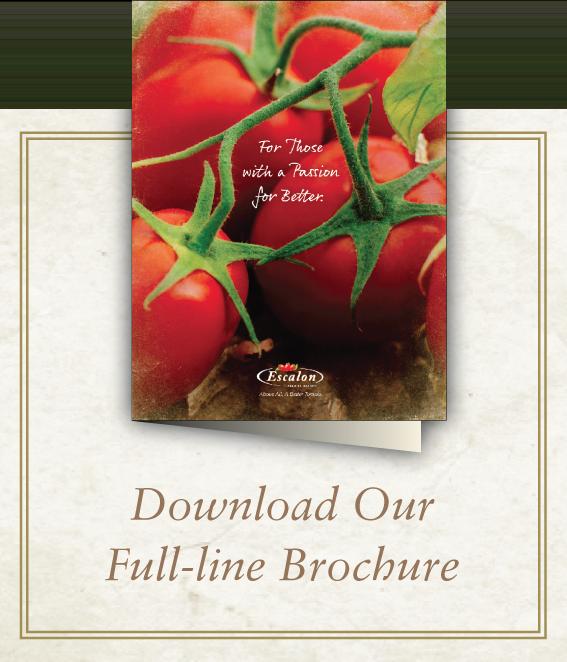 Why Escalon Brochure